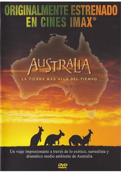 Imax : Australia - La Tierra Del Mas Alla (Australia: Land Beyond Time)