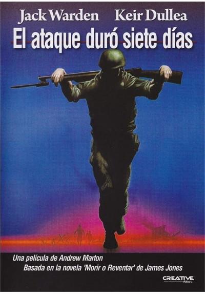 El Ataque Duro Siete Dias (The Thin Red Line)