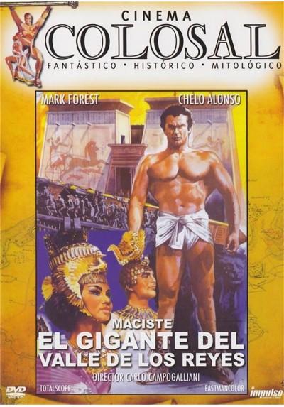 Maciste, El Gigante Del Valle De Los Reyes (Maciste Nella Valle Dei Re)