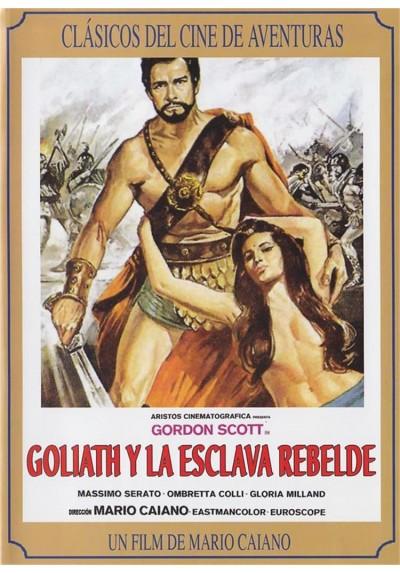 Goliath Y La Esclava Rebelde (Goliath E La Schiava Ribelle)