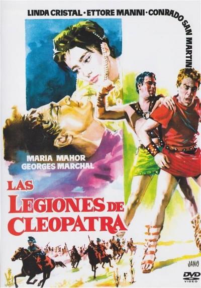 Las Legiones De Cleopatra (Le Legioni Di Cleopatra)