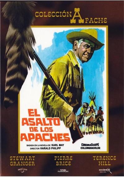 El Asalto De Los Apaches (Der Olprinz)