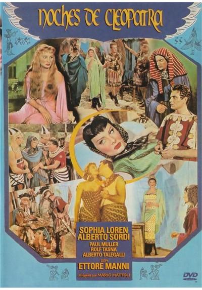 Noches De Cleopatra (Due Notti Con Cleopatra)