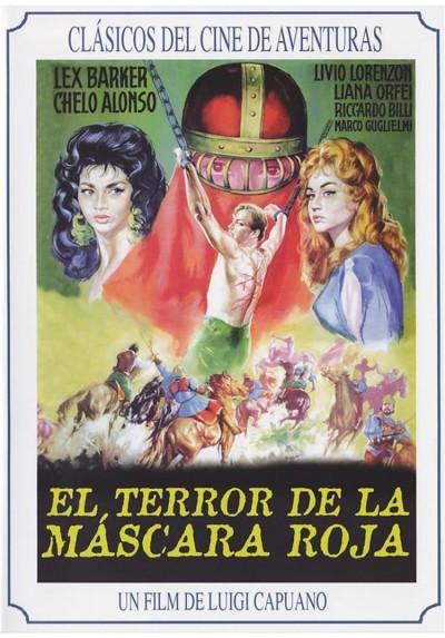 El Terror De La Mascara Roja (Terrore Della Maschera Rossa)
