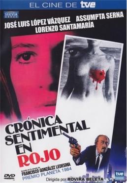Cronica Sentimental En Rojo