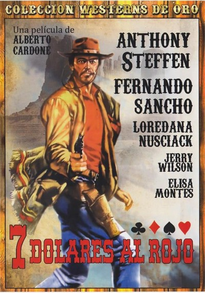 7 Dolares Al Rojo (Sette Dollari Sul Rosso)