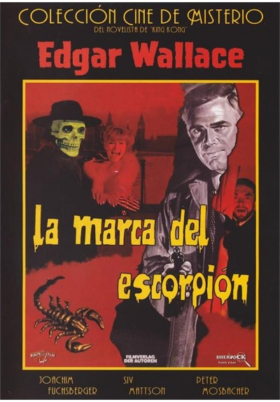 La Marca Del Escorpion (Im Banne Des Unhimlichen)