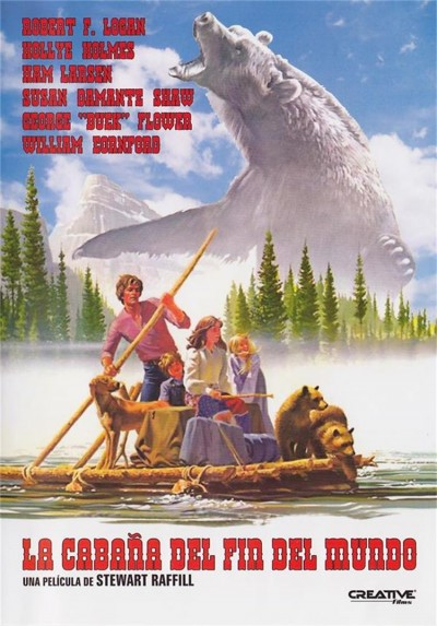 La Cabaña Del Fin Del Mundo (The Adventures Of The Wilderness Family)
