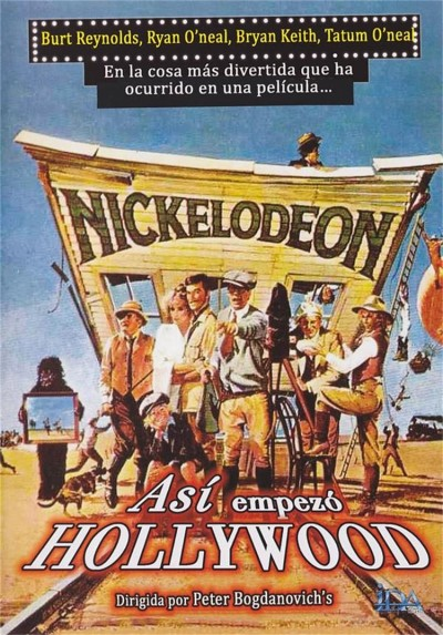 Asi Empezo Hollywood (Nickelodeon)