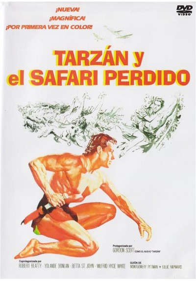 Tarzan Y El Safari Perdido (Tarzan And The Lost Safari)