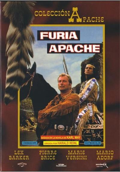 Furia Apache (Winnetou 1. Teil)