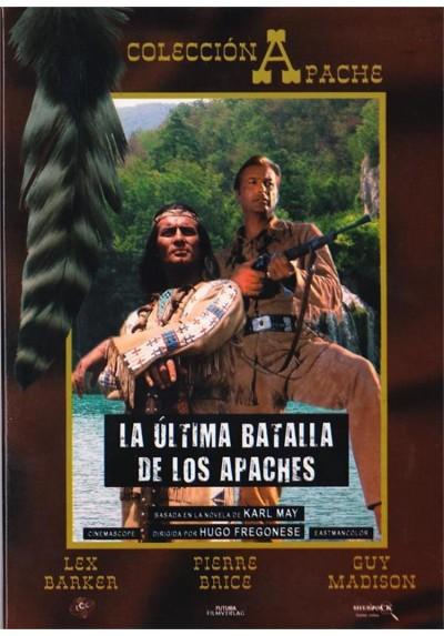 La Ultima Batalla De Los Apaches (Old Shaterhand)