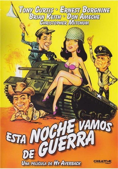 Esta Noche Vamos De Guerra (Suppose They Gave A War And Nobody Came)