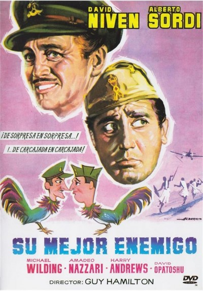 Su Mejor Enemigo (The Best Of Enemies)