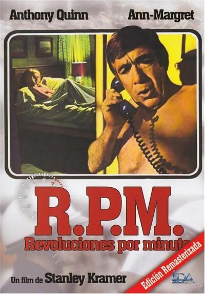 R.P.M. Revoluciones Por Minuto