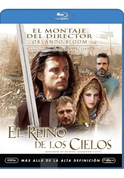 El Reino de Los Cielos, El Montaje del Director - Blu-ray