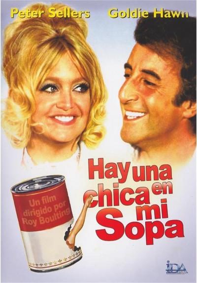 Hay Una Chica En Mi Sopa (There´s A Girl In My Soup)