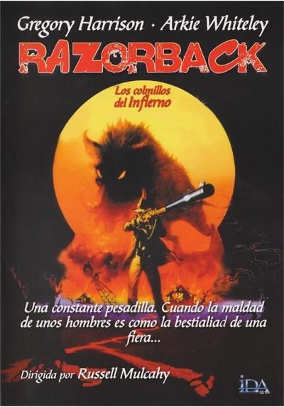 Razorback : Los Colmillos Del Infierno