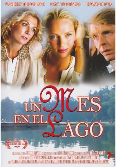 Un Mes En El Lago (A Month By The Lake)