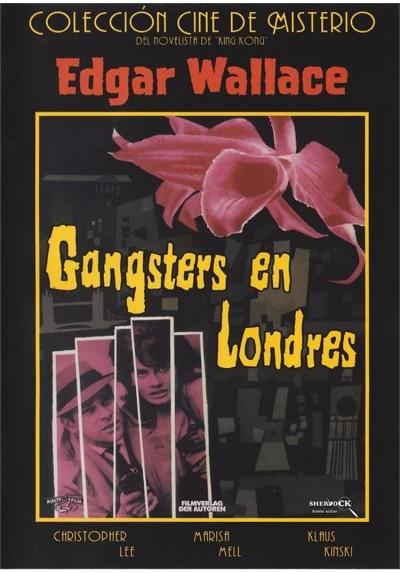 Gangsters En Londres (Das Ratsel Der Roten Orchidee)