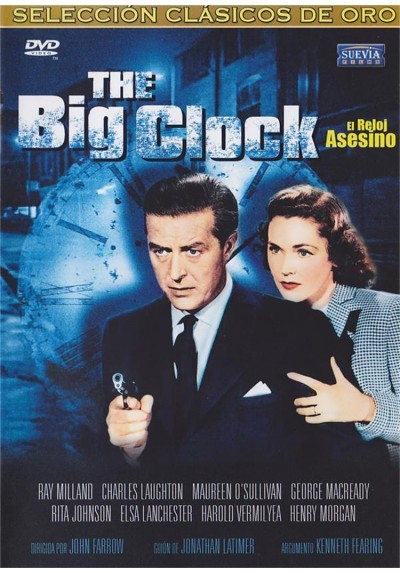 The Big Clock (El Reloj Asesino) (Clasicos De Oro)
