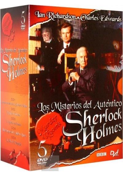 Pack Los Misterios del Auténtico Sherlock Holmes