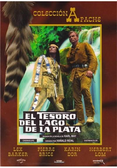 El Tesoro Del Lago De La Plata (Der Schartz Im Silbersee)