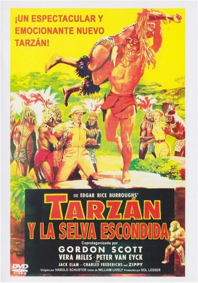 Tarzan Y La Selva Escondida (Tarzan'S Hidden Jungle)