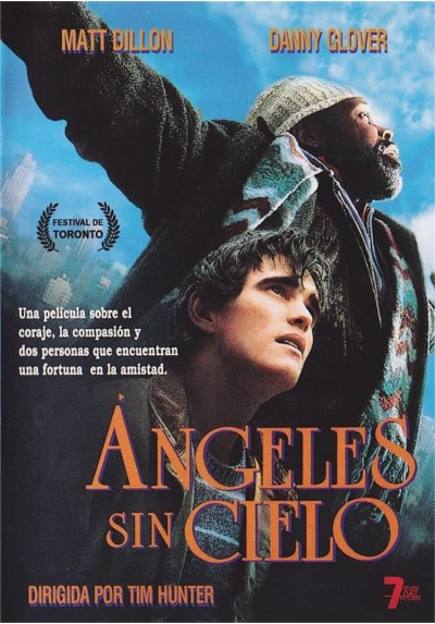 Angeles Sin Cielo (The Saint Of Fort Washington)
