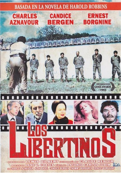 Los Libertinos (The Adventurers)