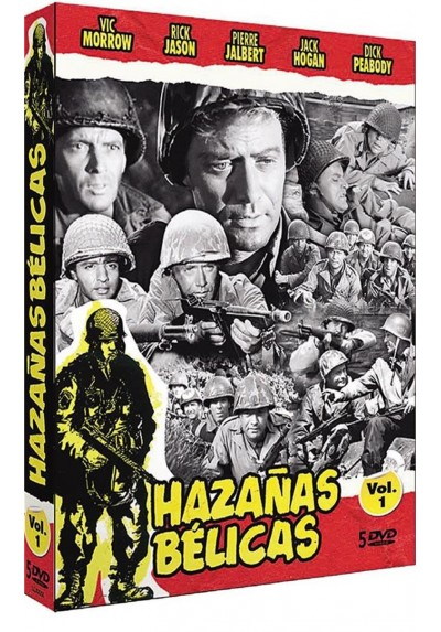 Hazañas Belicas - Vol. 1 (Combat!)
