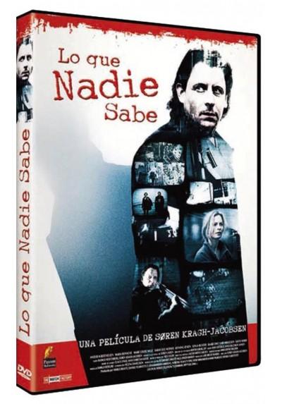Lo Que Nadie Sabe (Det Som Ingen Ved)