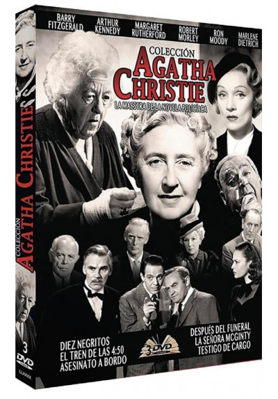 Agatha Christie - Coleccion Vol.1