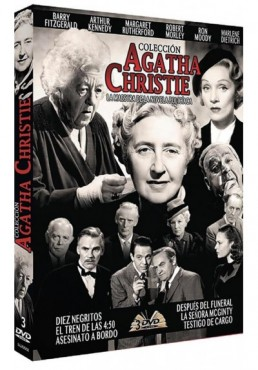Agatha Christie - Coleccion Vol.1