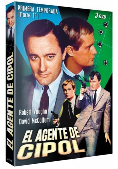 El Agente De Cipol (The Man From U.N.C.L.E.)