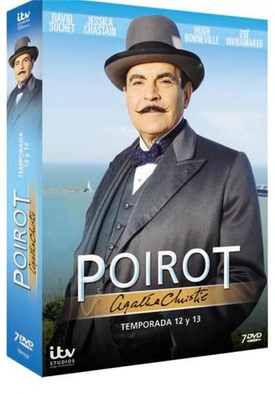 Agatha Christie : Poirot - Temporadas 12ª Y 13ª (Pack)