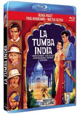 La Tumba India (Blu-Ray) (Das Indische Grabmal)