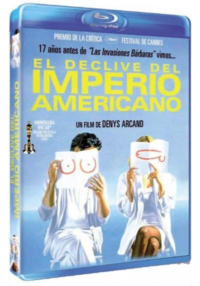 El Declive Del Imperio Americano (Blu-Ray) (Le Déclin De L'Empire Américain)