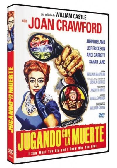 Jugando Con La Muerte (1965) (I Saw What You Did And...)