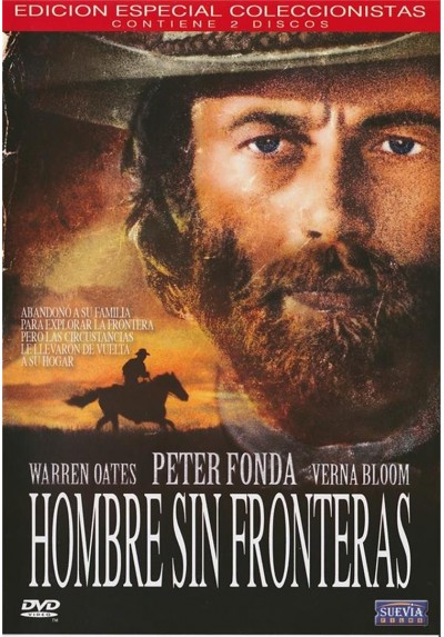 El Hombre Sin Fronteras - Coleccion Far West (The Hired Hand)