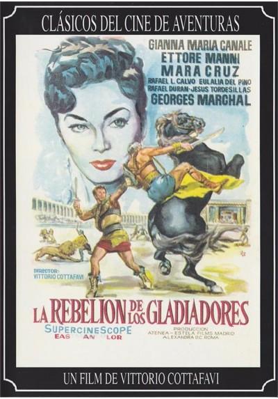 La Rebelion De Los Gladiadores (La Rivolta Dei Gladiatori)
