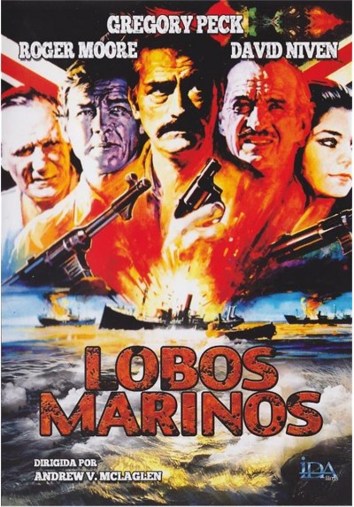 Lobos Marinos (The Sea Wolves)