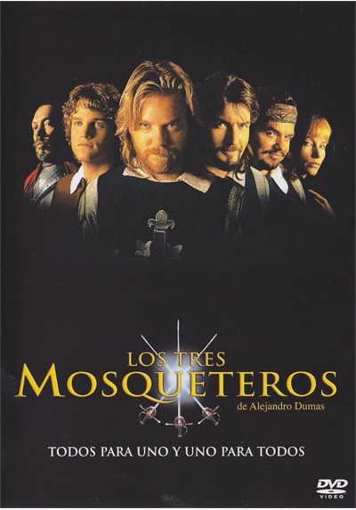 Los Tres Mosqueteros - La Pelicula (The Three Musketeers)