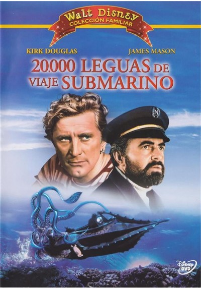 20.000 Leguas De Viaje Submarino (1954) (La Pelicula) (20.000 Leagues Under The Sea)