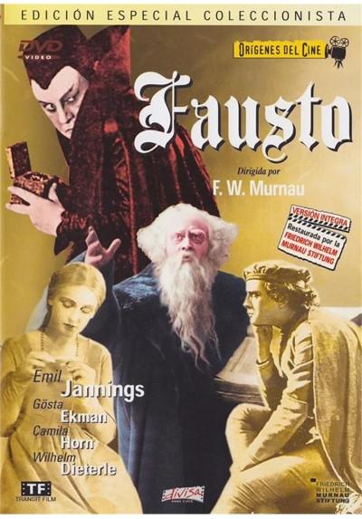 Fausto (1926) (Origenes Del Cine) (Faust)