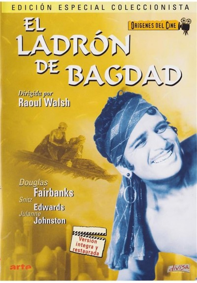 El Ladron De Bagdad (Origenes Del Cine) (The Thief Of Bagdad)
