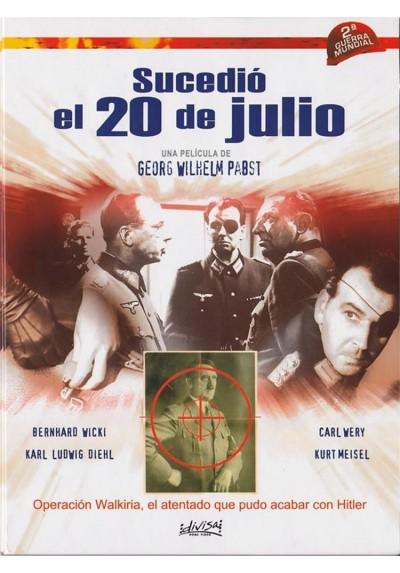 Sucedio El 20 De Julio (Ed. Especial) (Es Geschah Am 20. Juli)