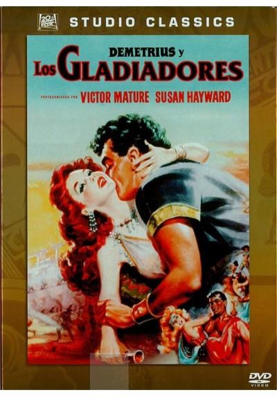 Studio Classics - Demetrius y Los Gladiadores