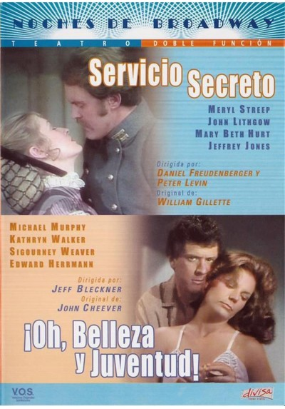 Servicio Secreto / Oh, Belleza Y Juventud! (V.O.S.) (Secret Service / O Youth And Beauty!)
