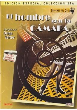 El Hombre Con La Camara (Origenes Del Cine) (Chelovek S Kino Apparatom)